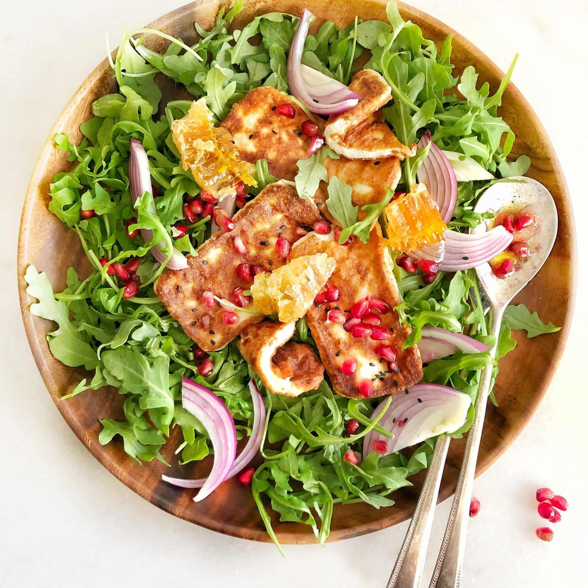 ziyad-arugula-salad-with-honeycomb-2