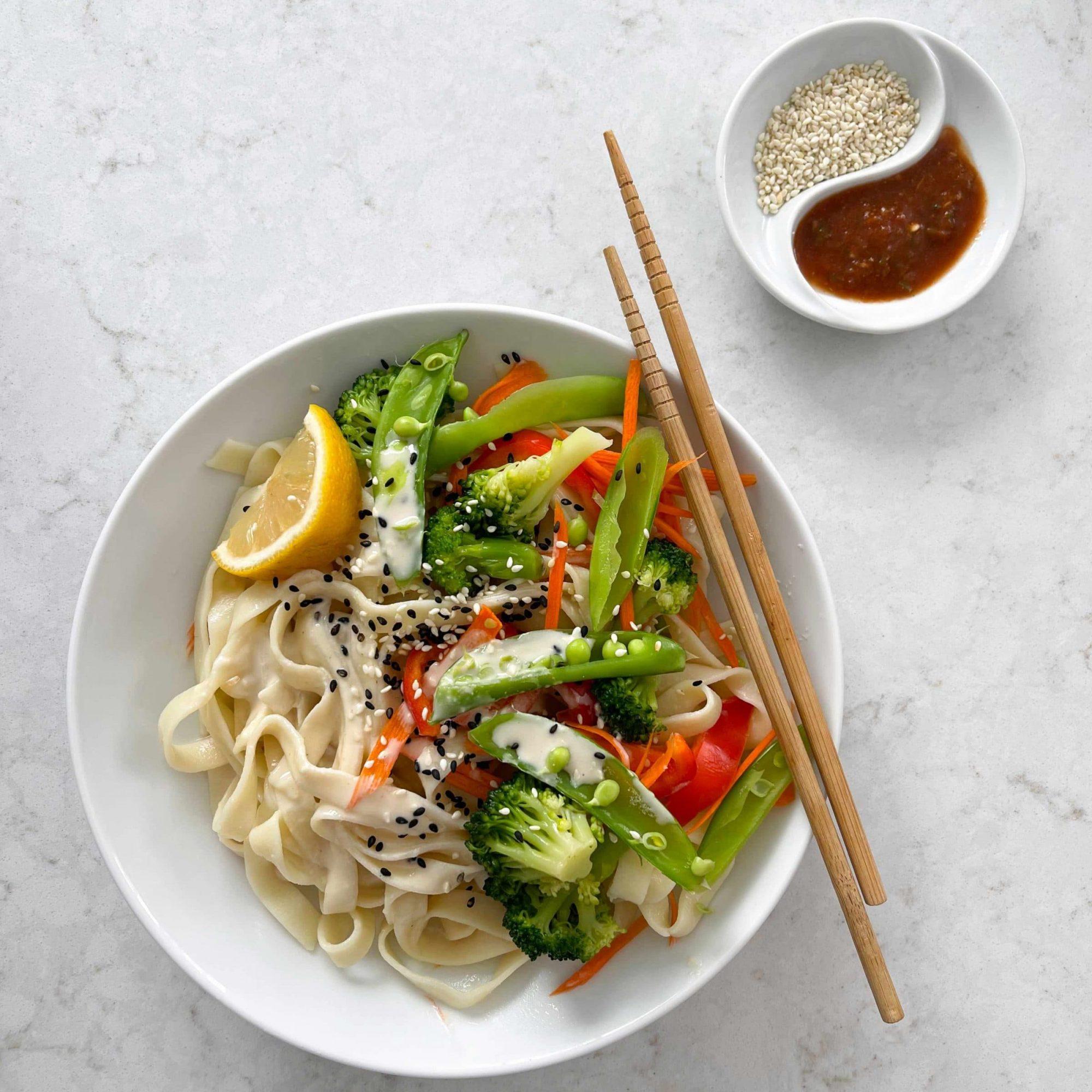 tahini-noodles